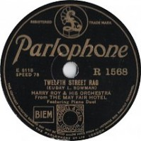 harry-roy-and-his-orchestra-twelfth-street-rag-parlophone-78-s
