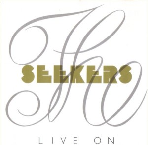 the-seekers---live-on_cover