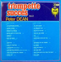 back-1974--peter-dean---trompette-succès-vol.-2,-2lp