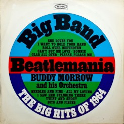 buddy-morrow-and-his-orchestra---big-band-beatlemania-(the-big-hits-of-1964)-1964-front