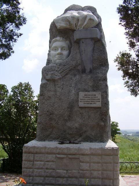 Абрам Владимирович (Муся) Пинкензон