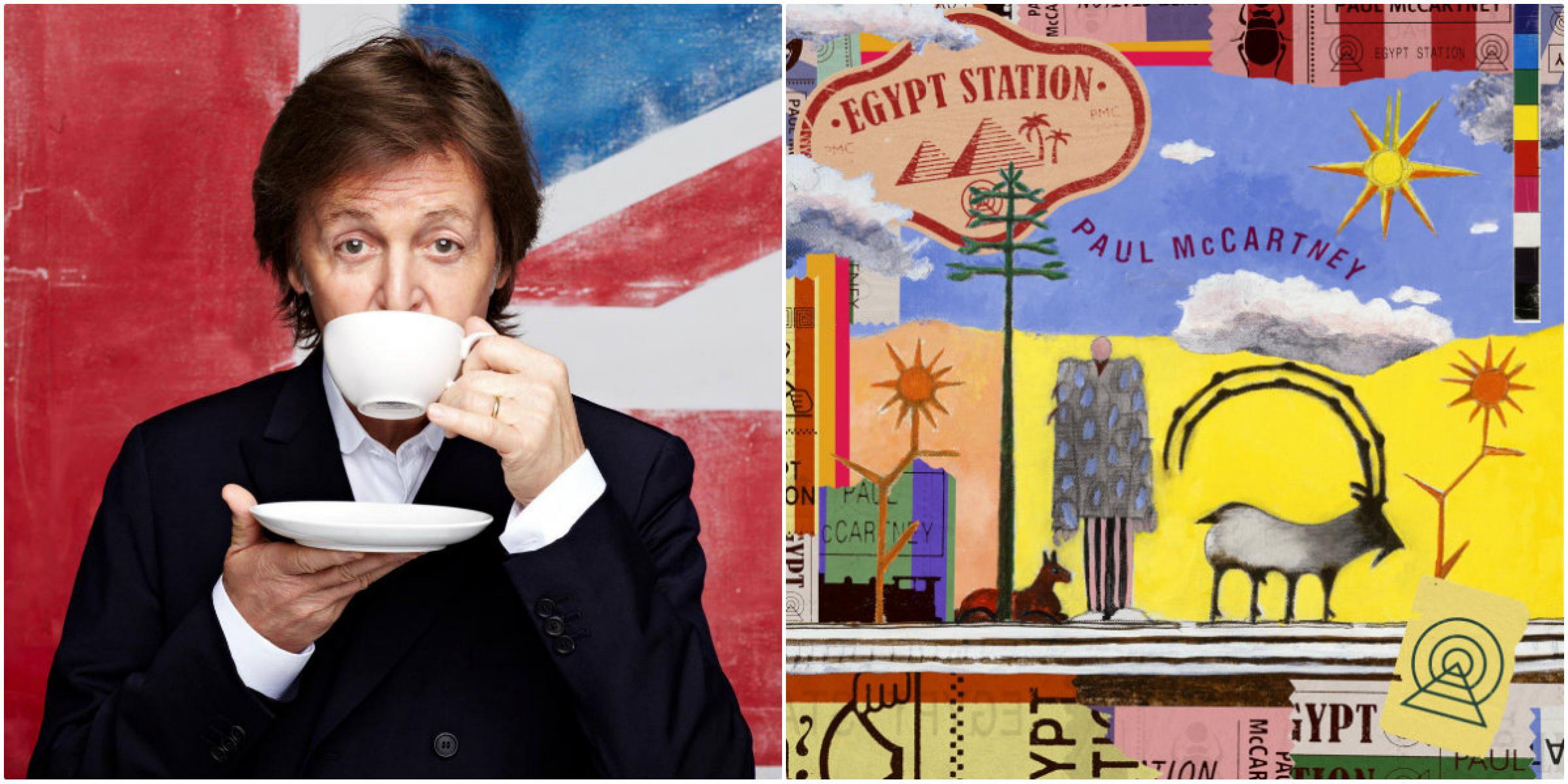 Paul McCartney Egypt Station