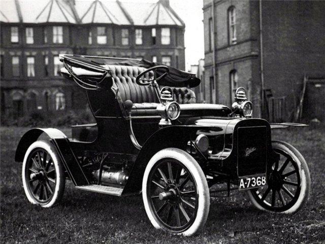 В Детройте выпущен первый автомобиль марки Cadillac