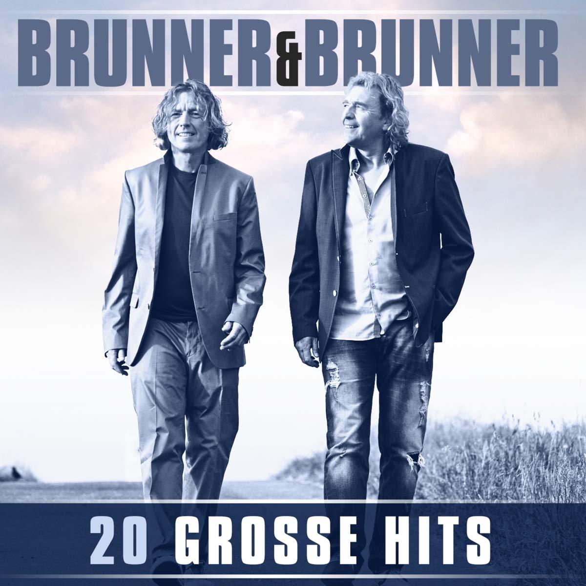 Brunner & Brunner - 20 große Hits (2021)