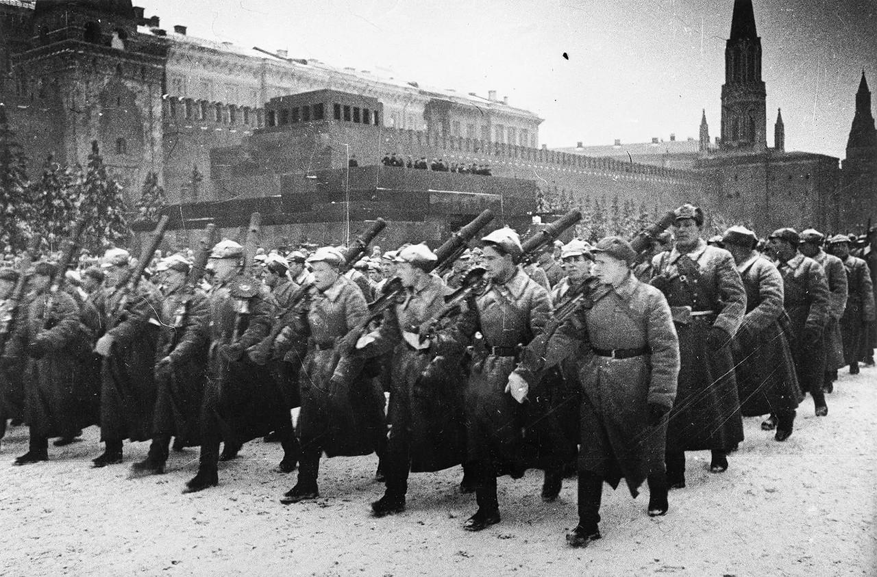 7 ноября 1941г
