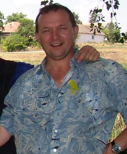 Золтан Дани.июнь 2003 года