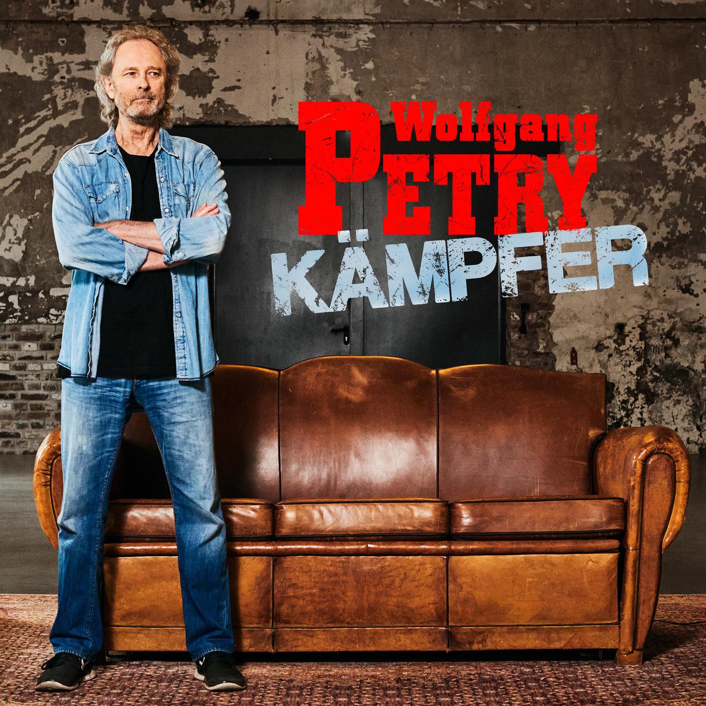 Wolfgang Petry - Kämpfer (2021)