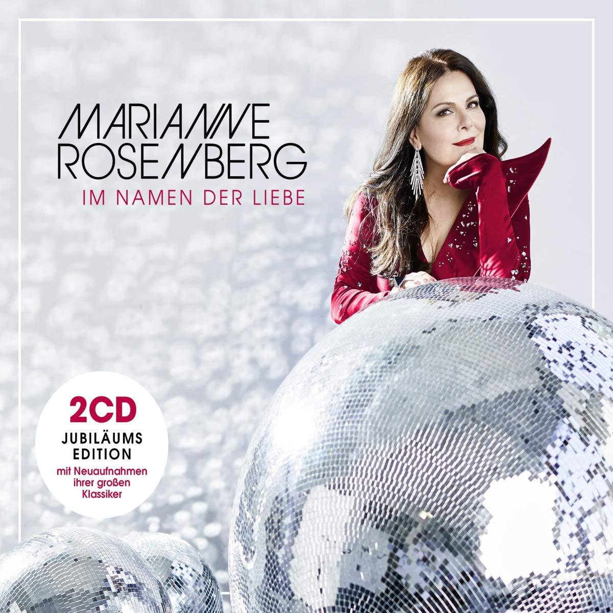 Marianne Rosenberg - Im Namen der Liebe (Jubiläums-Edition) (2020) Front