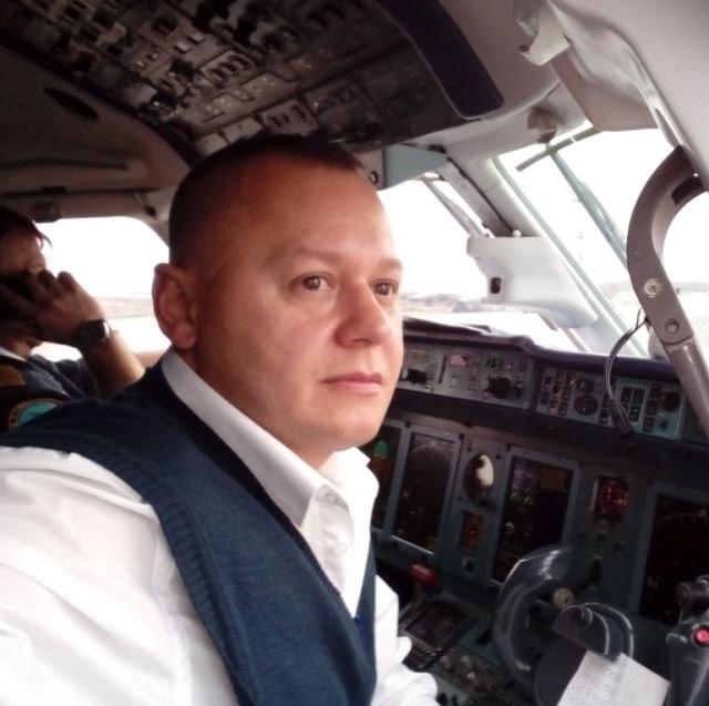 Фото членов экипажа разбившегося Ан-148.