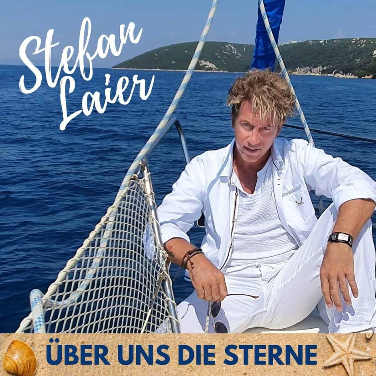 Stefan Laier - Über uns die Sterne (2021)