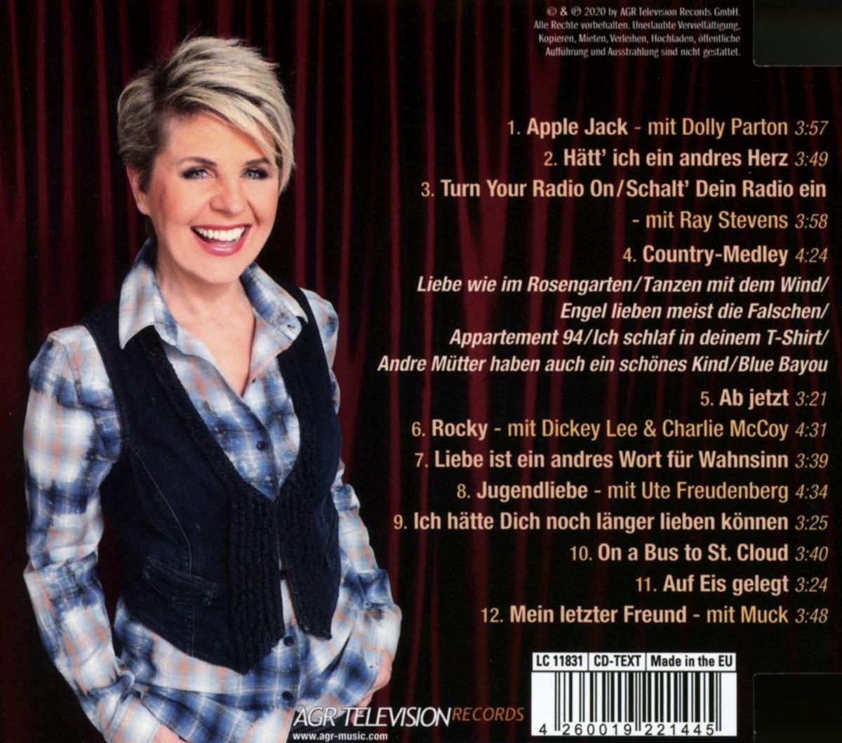 Linda Feller - 35 Jahre - Das Jubiläumsalbum (2020)