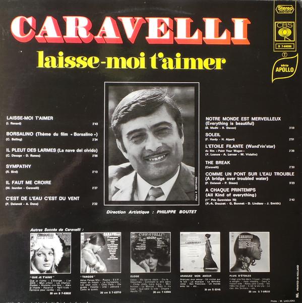 Caranelli 1970