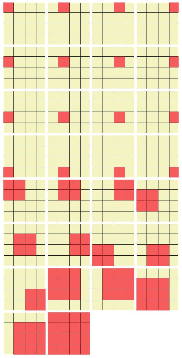 Сколько квадратов на картинке?