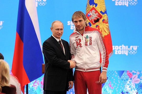Шипулин стал доверенным лицом Путина